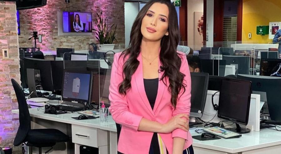الإعلامية رشا مقران تخوض تجربة جديدة