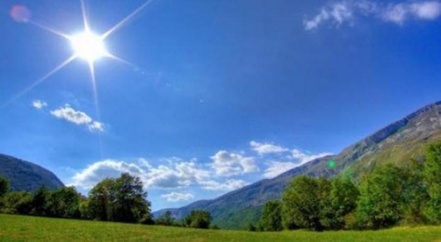 الطقس: أجواء حارة والحرارة أعلى من معدلها ب6 درجات