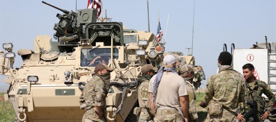 بدء الانسحاب الأمريكي من سوريا.. البنتاغون يشرع في نقل معداته، وبومبيو: لن نترك جندياً إيرانياً في هذا البلد