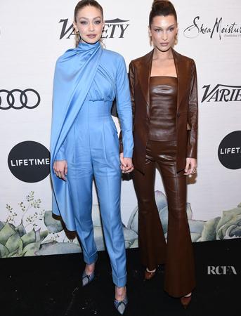 الشقيقتان جيجي وبيلا: الثنائي الأكثر إلهاماً في عالم الموضة والأزياء