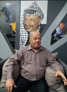 حركة فتح تنعي المناضل الكبير راسم المقيد