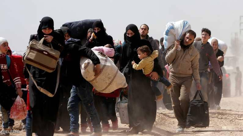 غارات الغوطة تقتل عشرات