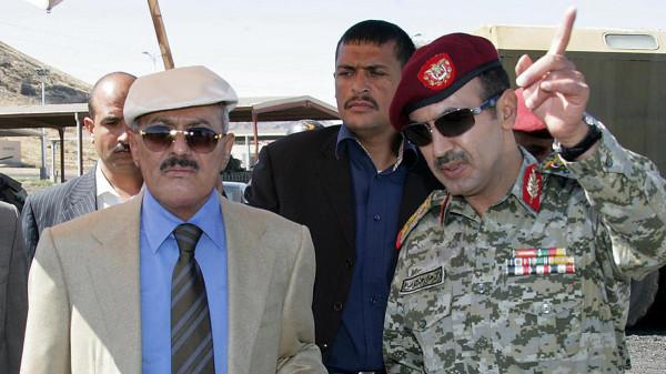 نجل أخ عبد الله صالح: نتحالف مع السعودية والإمارات للانتقام من الحوثيين