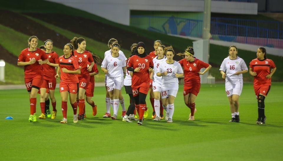 منتخب فلسطين النسوي يخسر أمام إيران 9-0