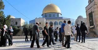 المقاومة الشعبية تدين اقتحام الأقصى وتطالب بتحرك عربي واسلامي