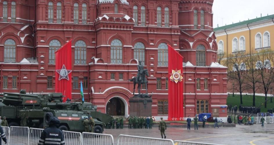 مقتل خمس نساء في إطلاق نار أمام كنيسة في روسيا