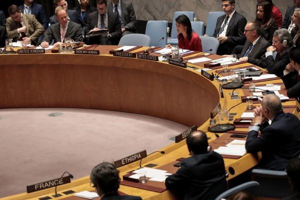 هايلي: على الدول أن تسأل نفسها: هل هي مع حماس أو ضدها؟