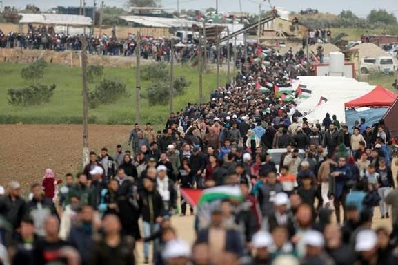 رابطة علماء فلسطين تعزي شهداء مسيرة العودة وتؤكد أن عودتنا لأراضينا حتمية