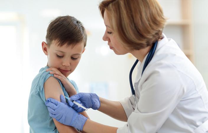 لقاح الأنفلونزا لا يضمن وقاية طفلك من الإصابة