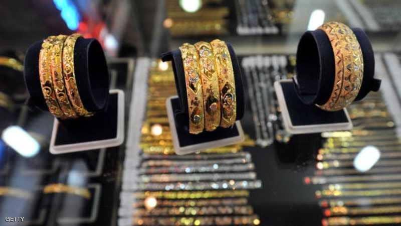 صعود في سعر الذهب بفعل تراجع الدولار