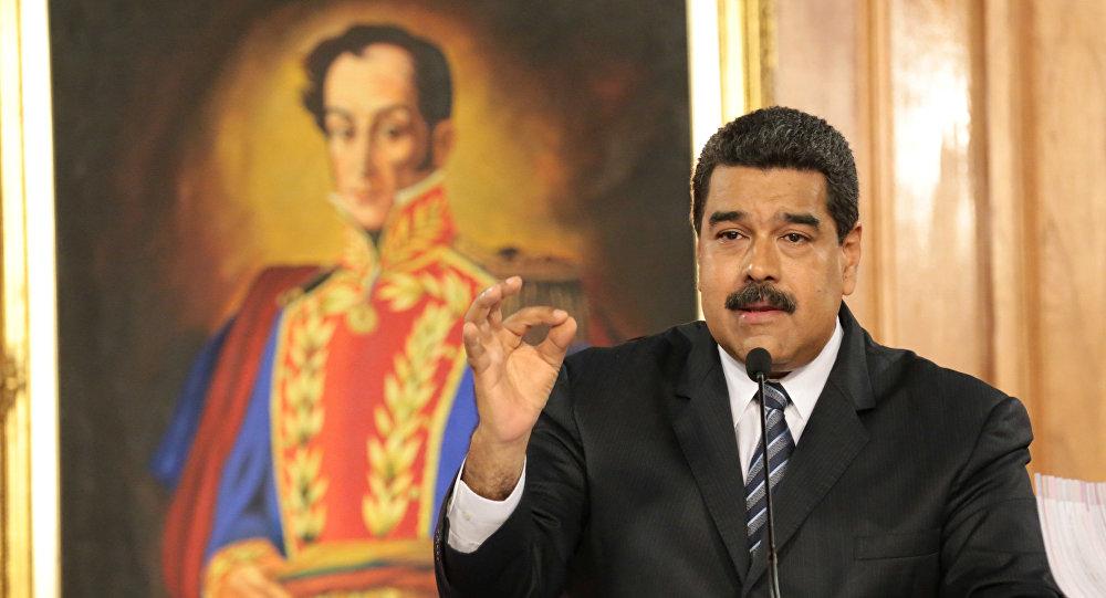 تنصيب مادورو رئيسا لفنزويلا