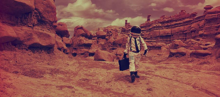 فجأة اشتعل السباق نحو المريخ.. ليس مجرد حاجة إلى انتصار معنوي.. فهناك ثروات طائلة ستُجلب من (كوكب الفرص)