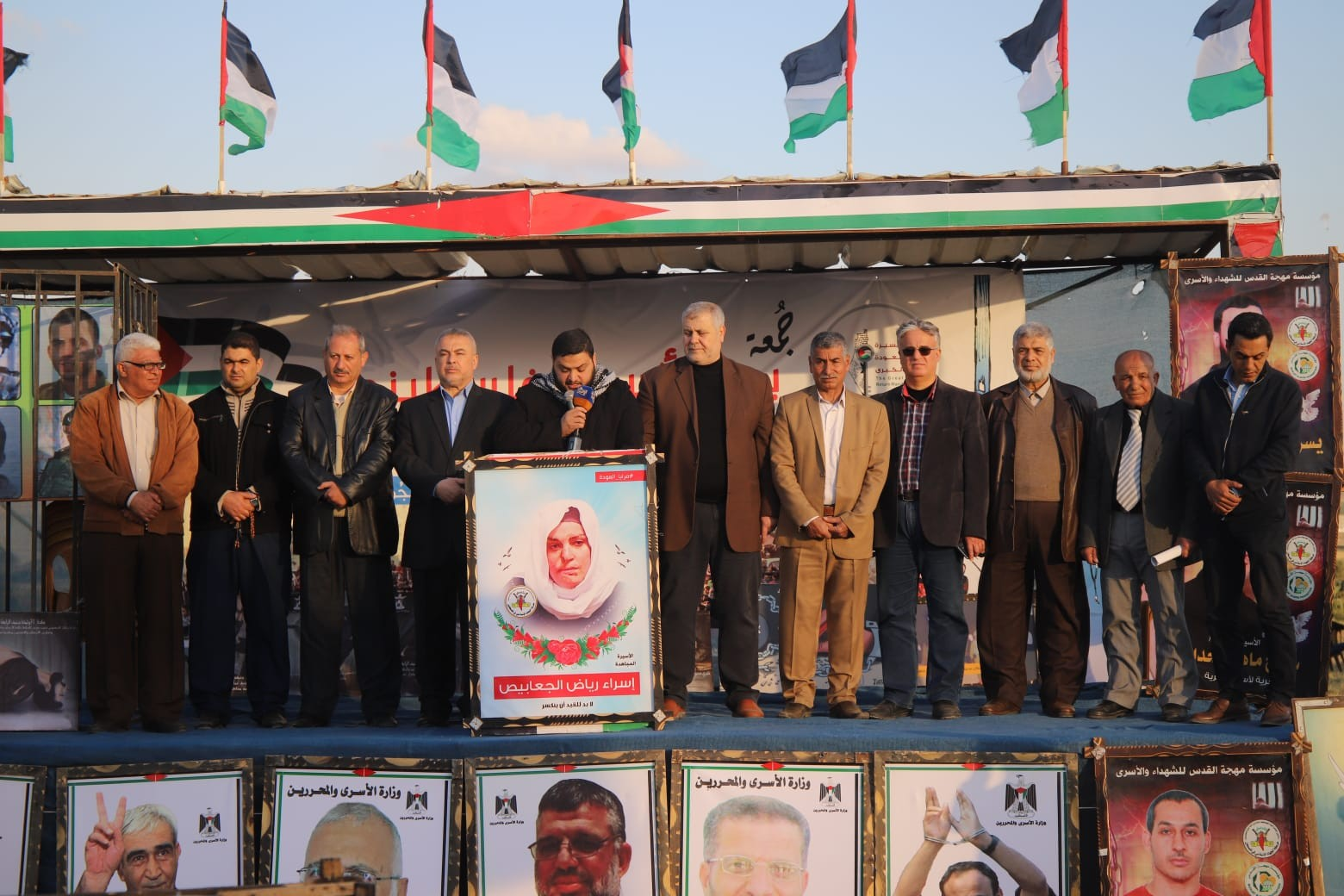 هيئة مسيرات العودة توجه رسالة تحذير للاحتلال وتعلن شعار الجمعة القادمة