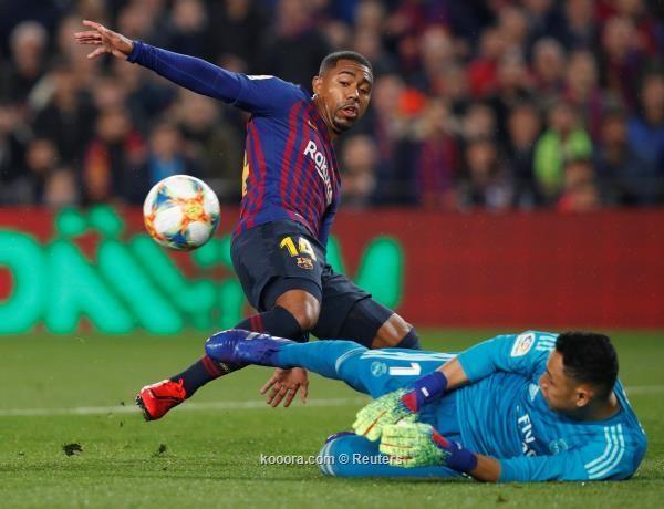 نتيجة مباراة برشلونة وريال مدريد في كاس الملك