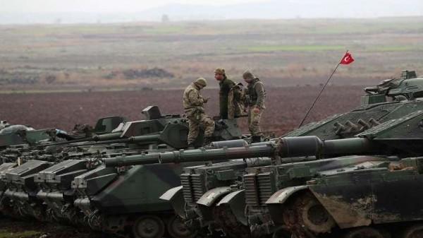 التدخل التركي يوقف معركة (سوريا الديمقراطية) ضد تنظيم الدولة