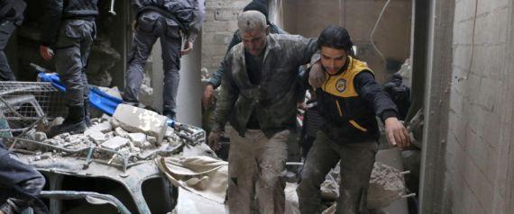 400 قتيل في 5 أيام بالغوطة الشرقية.. مجلس الأمن يفشل باتفاق لإيقاف القصف ودول تحمِّل روسيا المسؤولية