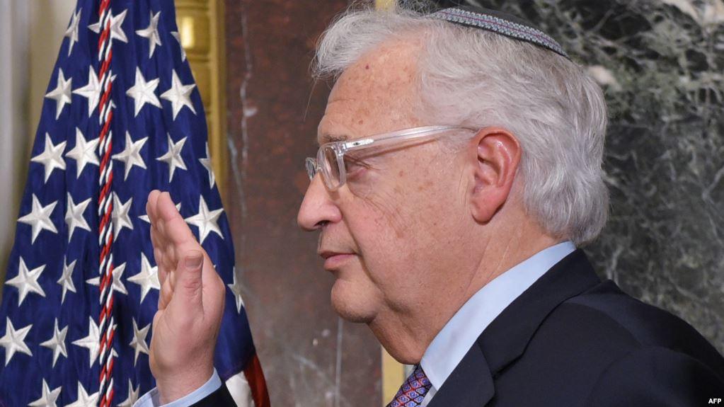 فريدمان: نقل السفارة الأمريكية للقدس قبل نهاية العام المقبل