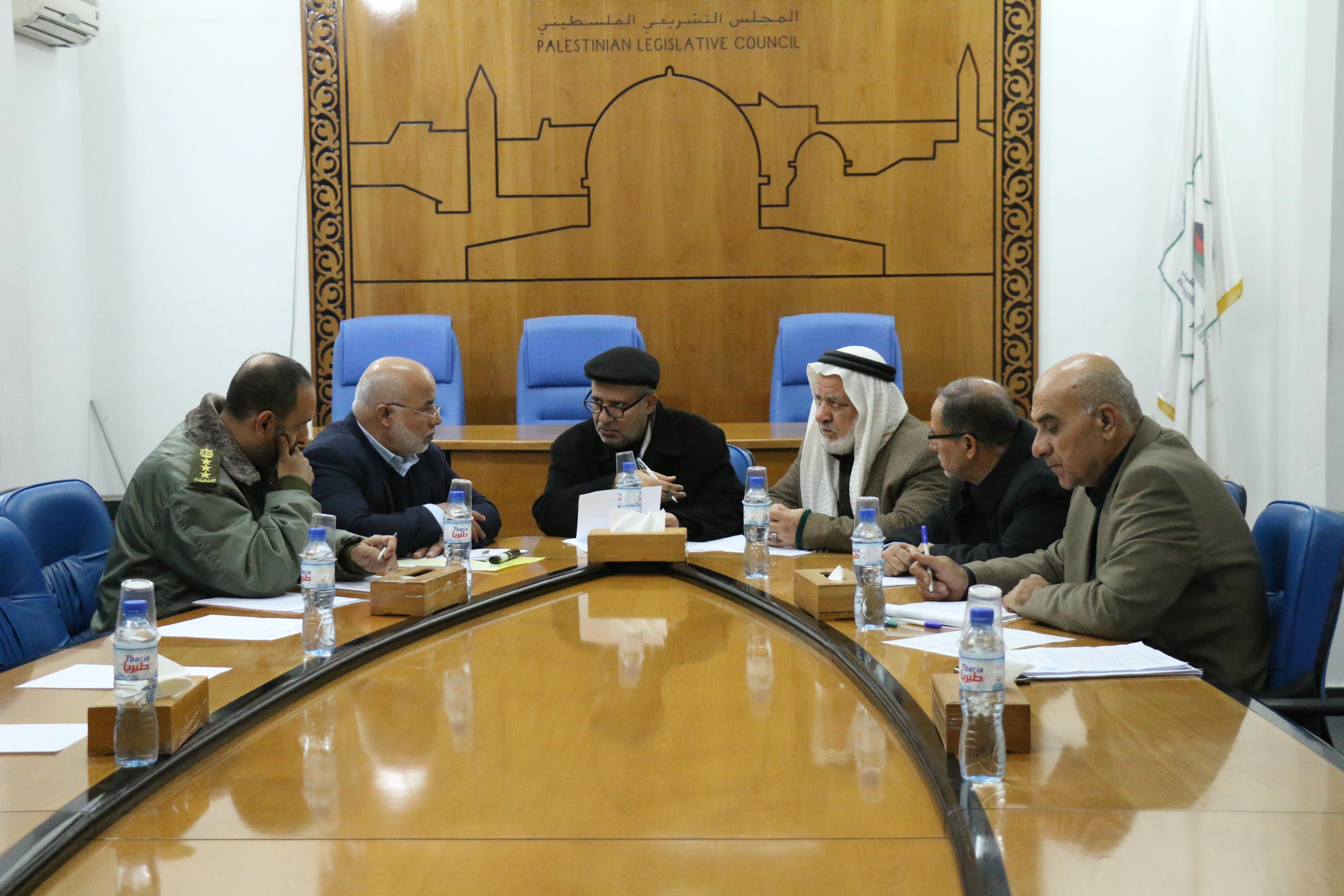 النائب الأشقر: غزة ستبقى واحة للأمن والاستقرار لشعبنا