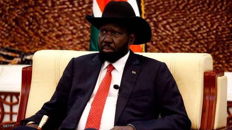 السودان يقبل وساطة سلفا كير للسلام