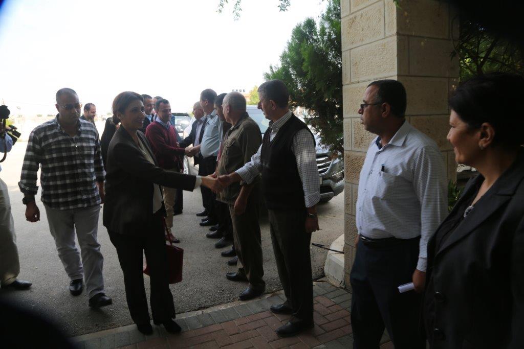الإحصاء الفلسطيني يعلن نتائج التعداد العام للسكان والمساكن والمنشآت 2017 في محافظة أريحا والأغوار