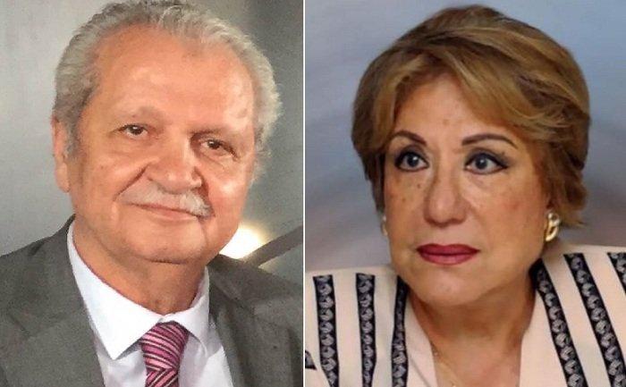 كشف زواج سميحة أيوب السري من مدير أعمالها بعد حكم بسجنه 10 سنوات