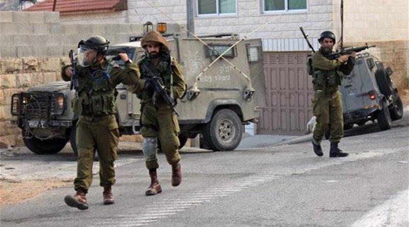 قوات الاحتلال تشن حملة مداهمات في الخليل