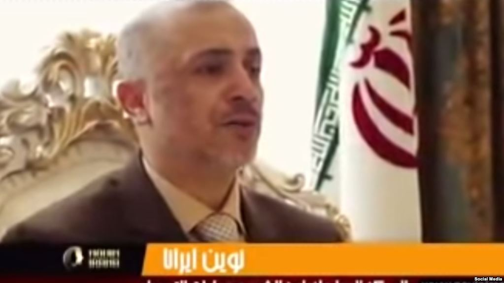 شاهد:أثار موجة سخرية عارمة..دبلوماسي عراقي يروج لمركز تجميل إيراني