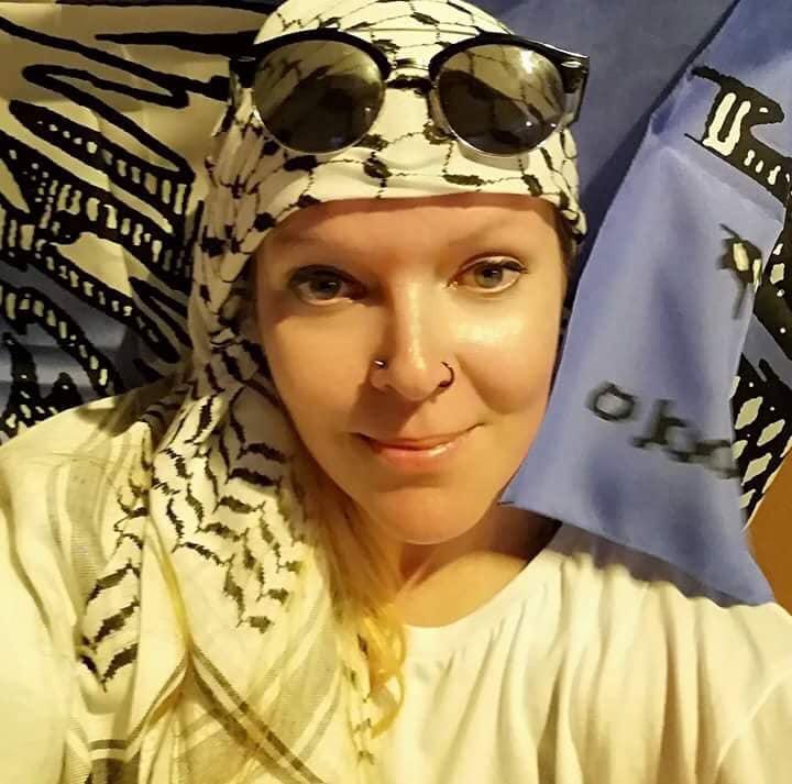وفاة ناشطة سويدية شاركت في أسطول الحرية الأخير مع غزة
