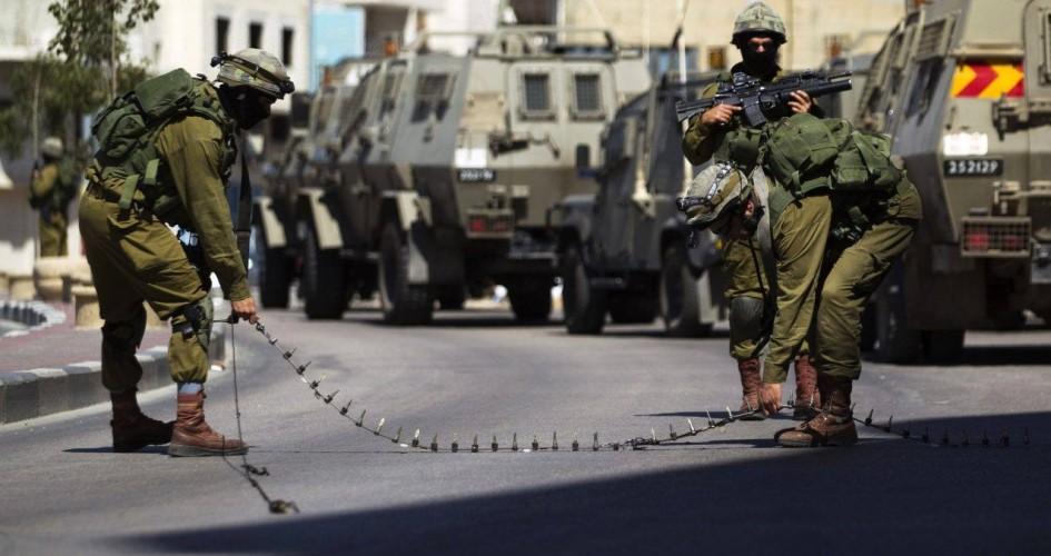 الاحتلال يفرض طوقاً امنياً على قرى نابلس بحثاً عن المنفذين